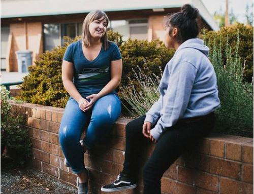 Meet Sheena: Discipling Youth in Washington
