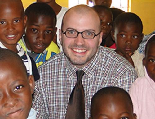 Meet Philip: Preaching Hope in Africa
